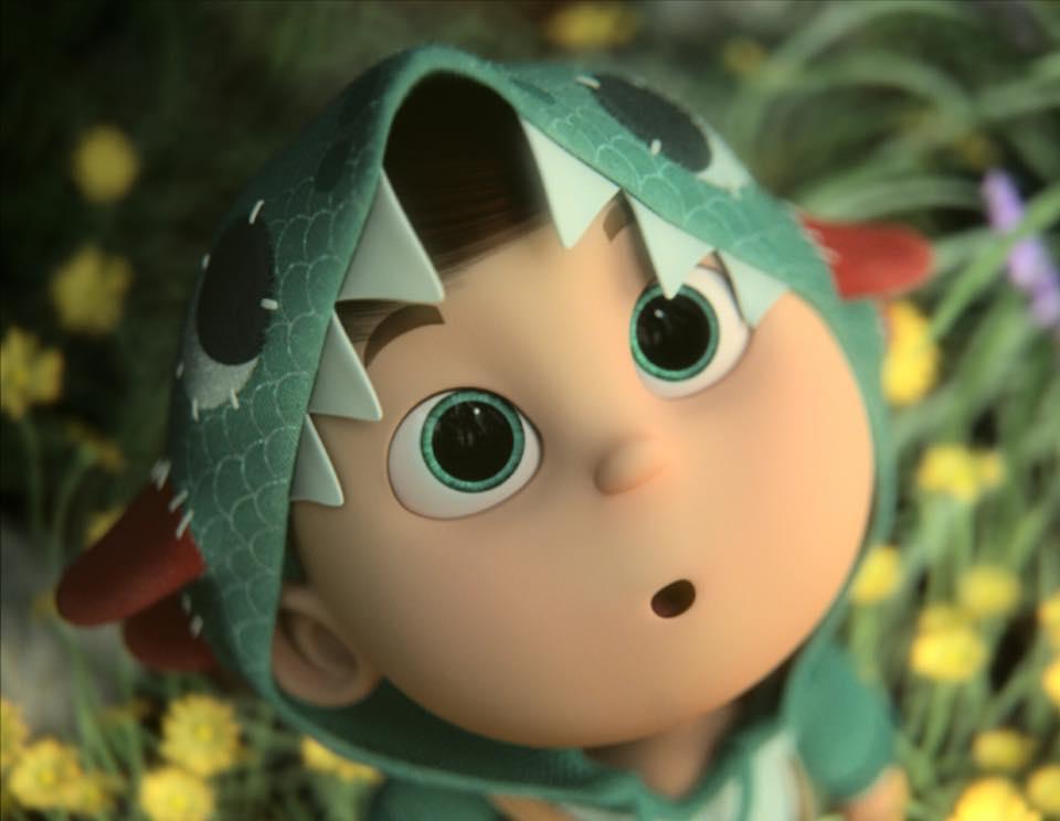动画小男孩图片可爱萌
