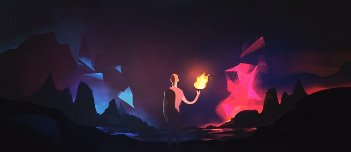 選擇自己的故事 Coldplay的互動MV「Ink」