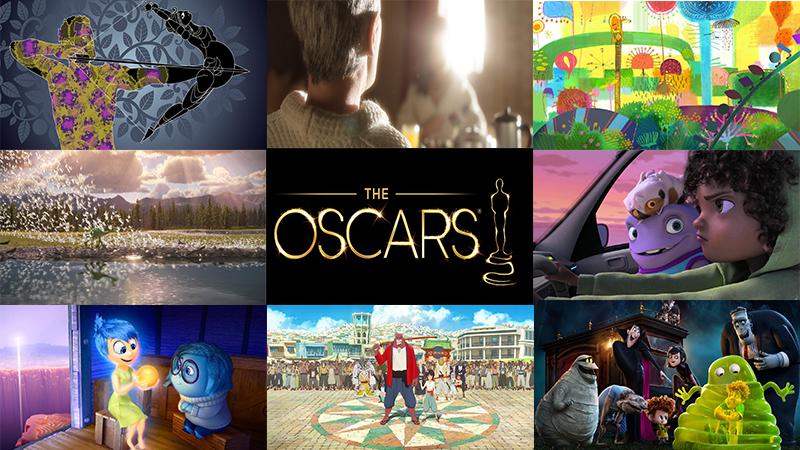 2016 奧斯卡動畫長片競賽名單 -上